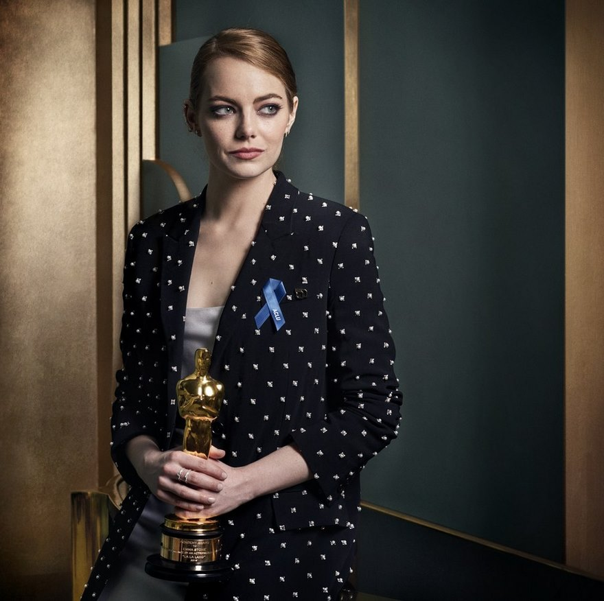 Emma Stone | Foto: Mark Seliger