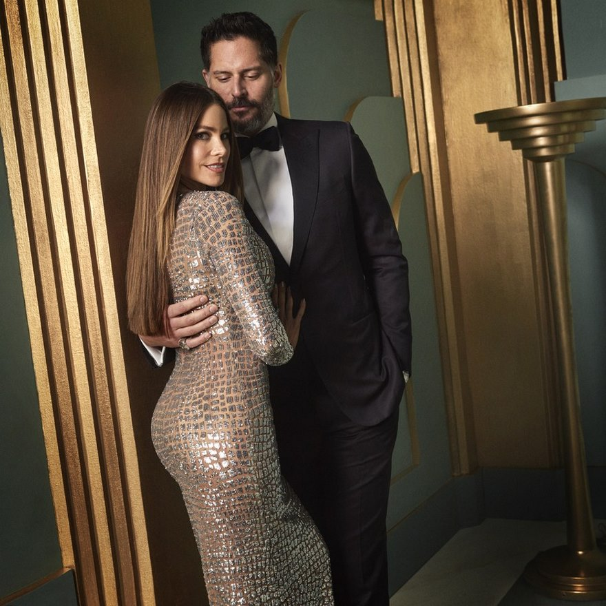 Sofia Vergara e Joe Manganiello | Foto: Mark Seliger