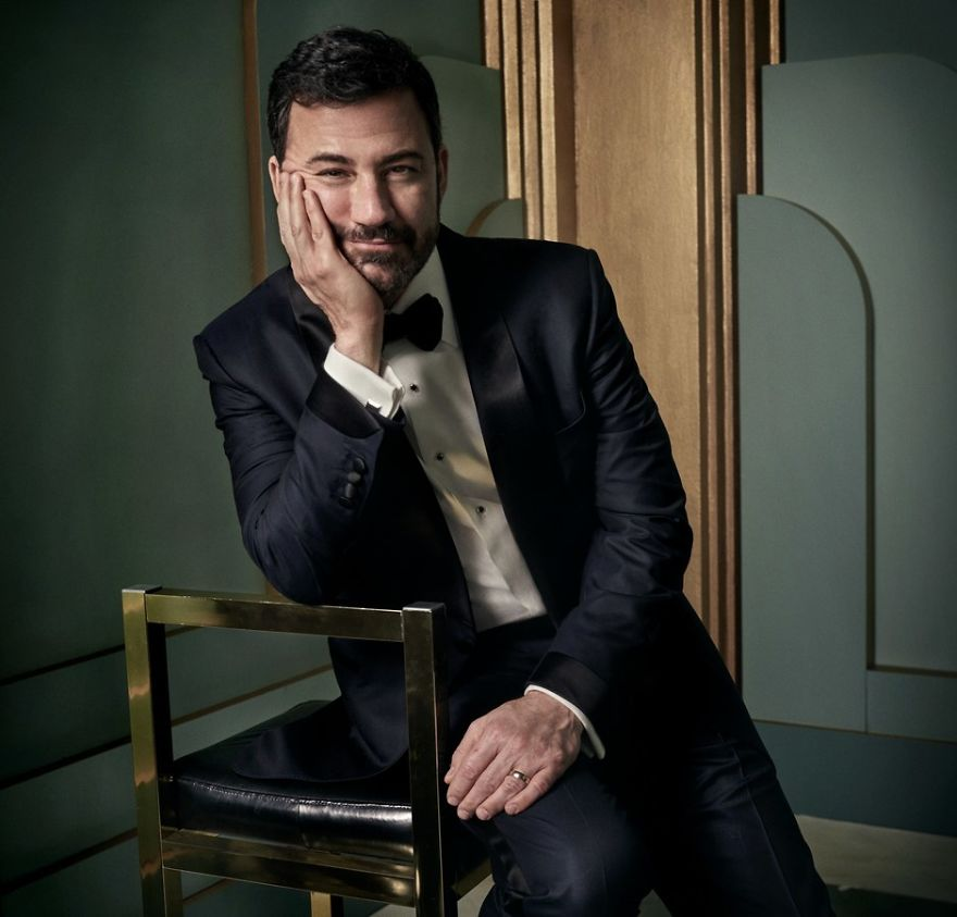 Jimmy Kimmel | Foto: Mark Seliger