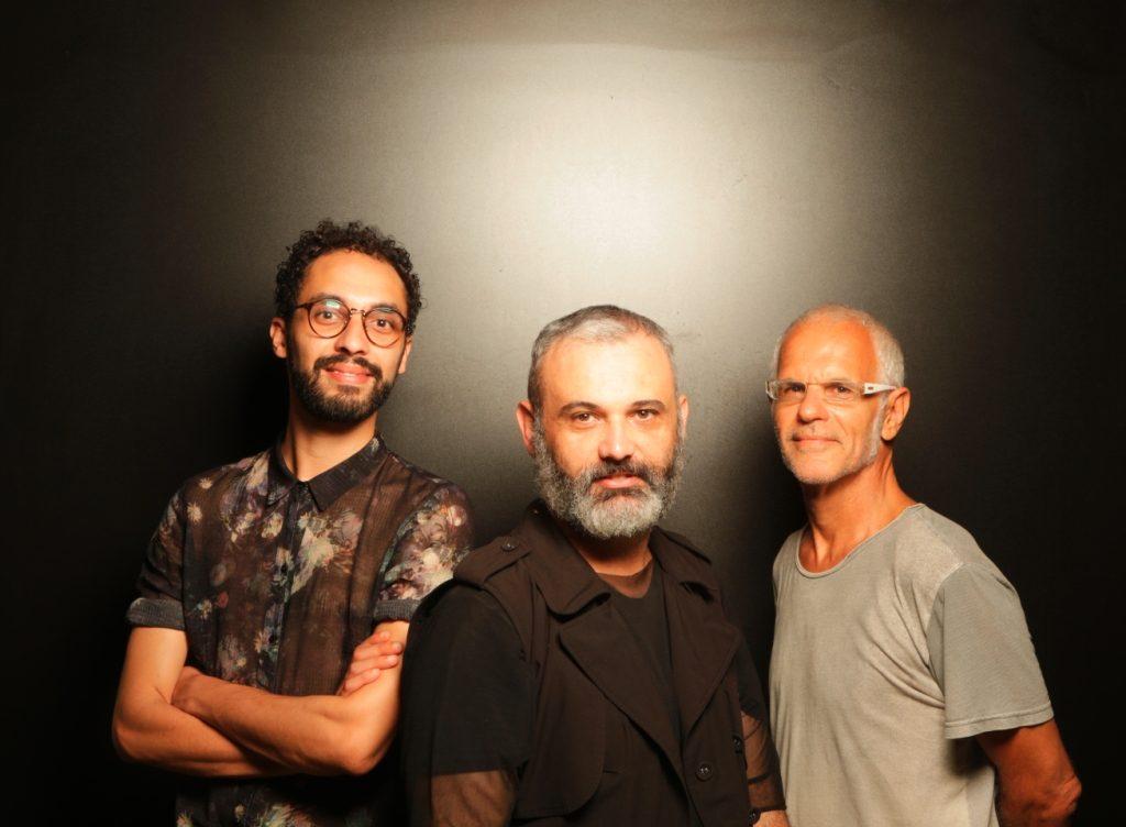 Brunno Almeida Maia, Eduardo Laurino e Gal Oppido