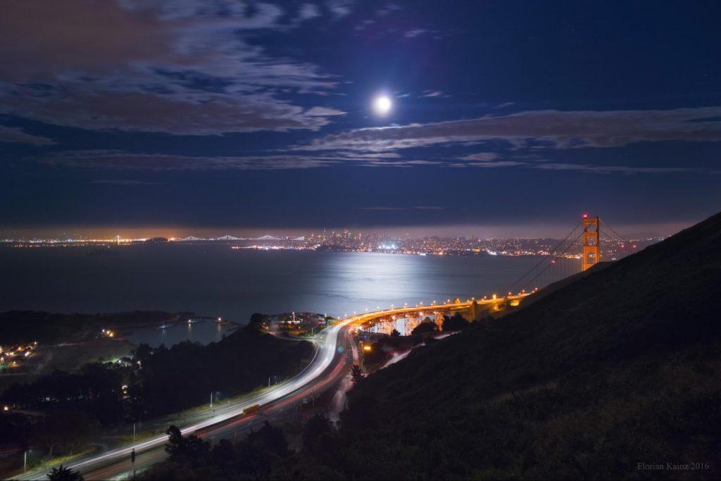 A foto feita com o smartphone Nexus 6P | Foto: Florian Kainz