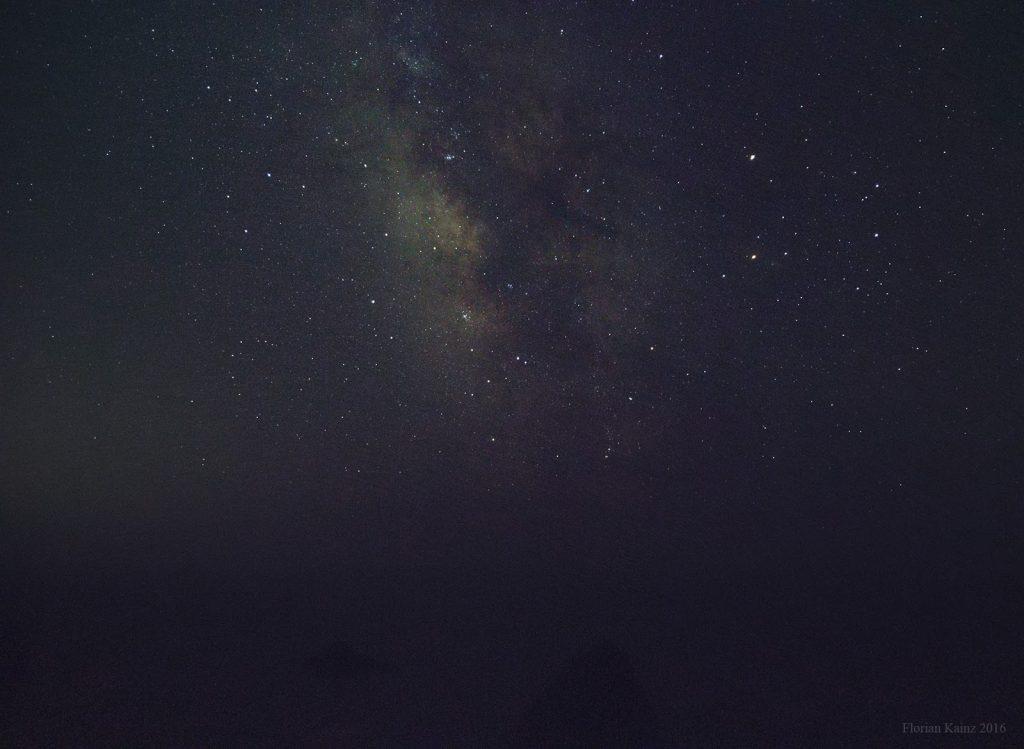 Foto feita com o smartphone Nexus 6P | Foto: Florian Kainz