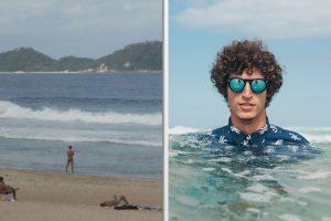 Praia por Carmen Campos e e direção de Vanilson Coimbra