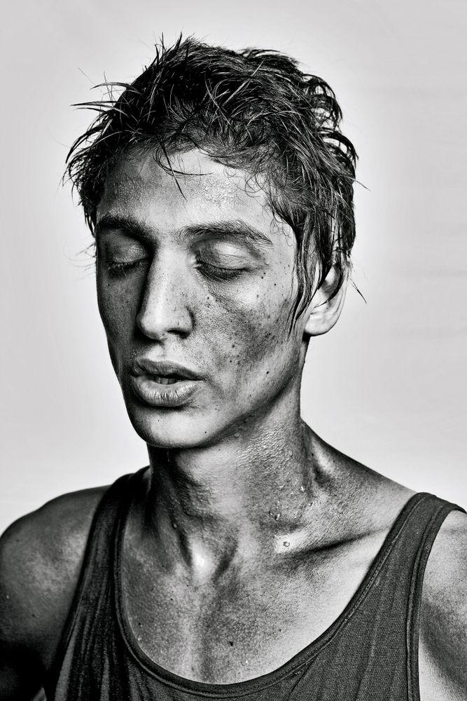 """The Fighter"", obra do fotógrafo brasileiro Luiz Maximiano"