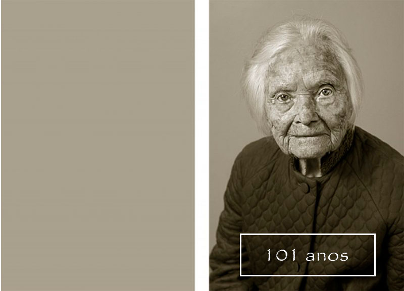 Marie Fejfarová teve seus pertences queimados, não restando nenhuma fotografia da sua juventude | Foto: Jan Langer