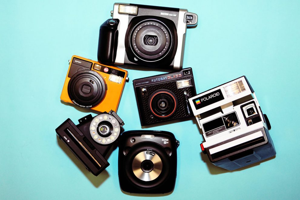 4187220c41 As melhores câmeras instantâneas que você pode comprar atualmente ...