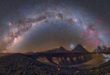 Fotógrafo brasileiro é destaque no site da NASA