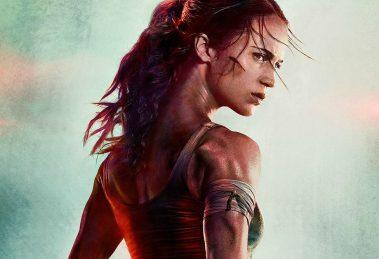 Pôster de Tomb Raider causa polêmica por excesso de Photoshop