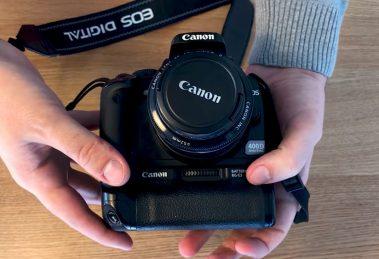 Fotógrafo fica impressionado com câmera de 11 anos atrás que custou US$ 80