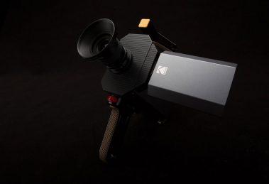 Kodak mostra primeiras imagens da nova câmera Super 8