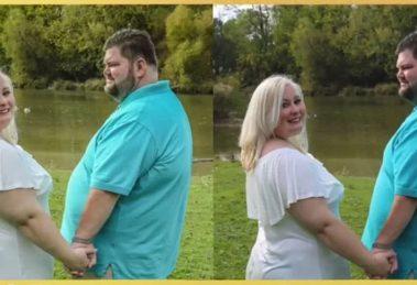 Casal acusa fotógrafa de os envergonhar por serem gordos