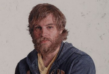Esse retrato não foi feito com uma câmera, nem com tinta