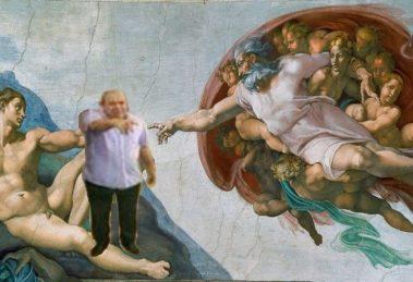 Você viu? Prefeito 'visita' obras pelo Photoshop e vira meme na internet