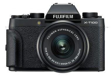 Fujifilm lança nova câmera mirrorless X-T100