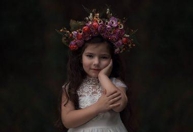 Fotógrafa brasileira faz dos ensaios infantis um verdadeiro conto de fadas