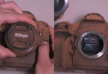 Vídeo mostra como a Nikon testou a durabilidade da D850