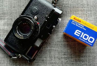 Kodak envia rolos do novo filme Ektachrome para serem testados por fotógrafos