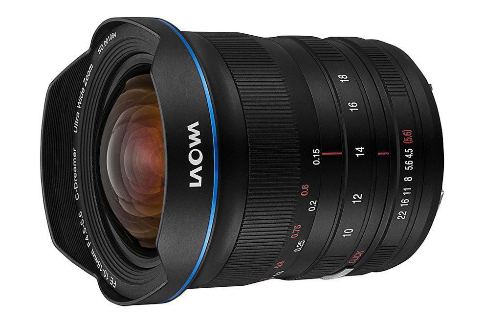 d498b04137286 Venus Optics lança lente 10-18mm f 4.5-5.6 para câmeras mirrorless ...